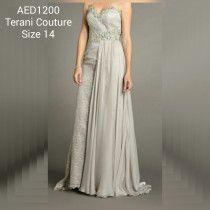 Terani Couture wedding dress size 14