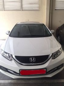 Honda Civic 2013 Full Option, Lady Driven