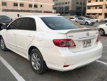 Toyata crolla 2012 mid option for sale