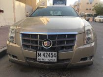 CADILLAC CTS 2009 GCC SPECS IN EXCELLENT CONDITION (AED 32,000 Price Negotiable)