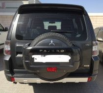 Pajero Grey 2014 very Good condition