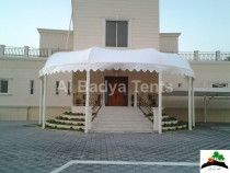 Permanen Umbrella Installation - 10 years warranty - Abu Dhabi - Australian made