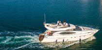 Rent a Yacht in Dubai with Nanje Yachts