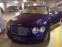 Charming Dark Blue Bentley just 15000 km For Sale in Dubai Marina