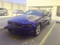 FORD MUSTANG GT 2014 MODEL BROUGHT IN 2015 FROM AL TAYER MOTORS