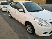 Nissan Sunny Automatic 2014 model for urgent sale