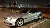 SL500 2005 immaculate condition