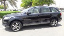 Audi Q7 3.0 Ltr 272HP 2013 GCC From AlNabooda