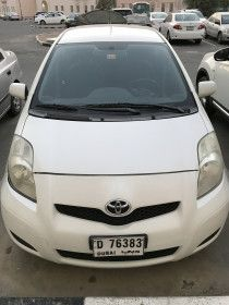 Toyota Yaris 2011 for Sale in International City Dubai Great Condition AED17,900