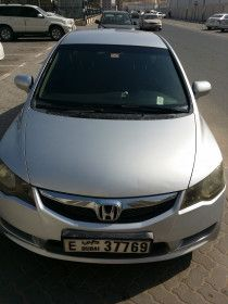 Honda Civic 1.8 2009 with Service History for Sale in Al Qasimia Sharjah