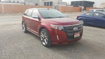 Ford Edge Sport, full option FSH for Sale in Mussafah Abu Dhabi