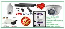CCTV CAMERAS & WIFI SOLUTIONS