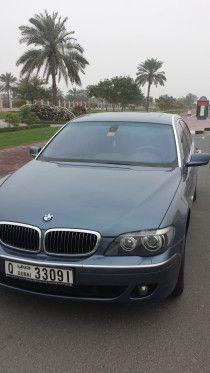 BMW 740LI MODEL 2006