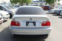EXTRA CLEAN , LOW KM AND PERFECT BMW 320I 2001 MODEL JAPAN FRESH IMPORTED