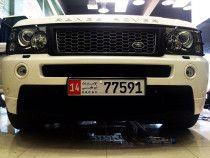 Range Rover Sport HST/GCC 2006