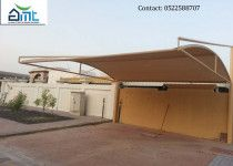 Car Parking Shade / HDPE Repairing / Fabric Repairing