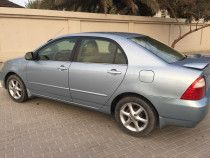 Toyota Corolla XLI 2007 for sale AED 17000