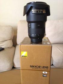 Brand New Nikon 16-35 F VR