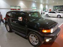 2014 Limited Edition Toyota Fj Cruiser Street