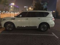 2015 Nissan Patrol Platinum Available for Sale in Abu Dhabi