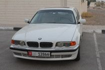 BMW 750 il Exclusive Limousine Available for sale in  Al Ain