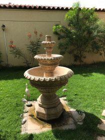 Roman Style Fountain