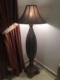 Salon Lamp Shade