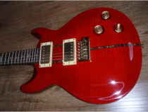 PRS Santana Brazilian from China with Upgraded Les Paul Pickups