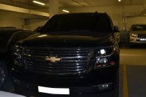 Chevrolet Tahoe LTZ For urgent sale, Contact 0553049491 Or 0505115030