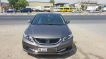 HONDA CIVIC 2013 i-VTEC 1.8L - EXi GCC - Perfect inside and out