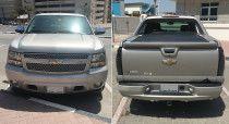 Chevrolet Avalanche - Top Spec LTZ Model