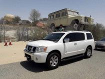 Nissan Armada 2006 (21000 AED) with New Number Plate and Mulkeya
