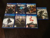 PS 4 Video Games