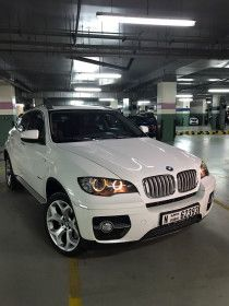 BMW X6 5.0L Twin Turbo 2009 Model for Sale