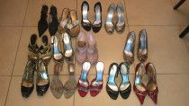 Good brands shoes at throw away price
