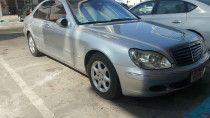 Mercedes S500 -2004 - expat owned very good condition/low price/  Low Mileage -