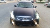Infiniti G37x 2012 model. Excellent condition