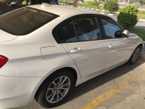 BMW 316i 2015 waranty valid new tyers no accedents
