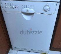 Dishwasher for 200 Dhs