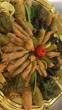 Egyption Mahashi Dish