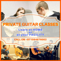 Home Guitar Classes
