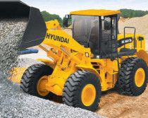 Hyundai HL760-7A Shavel Model 2013