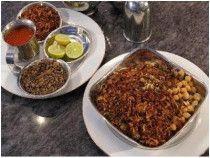 Egyption Kusheri Dish