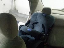 Car Seat in throw away price