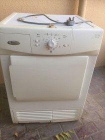 Whirlpool, 6th Sense Dryer