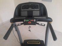 Heavy duty and professional treadmill