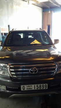Toyota Land Cruizer for sale 2011, 6th Anniversary