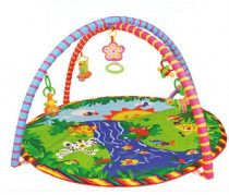 Newborn Baby Play mat Activity Gym Carpet with Music - River
