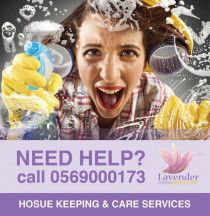 Professional part time, Maids , Nannies,Babysitters,General,Deep Cleaning