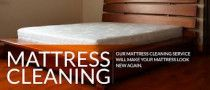 Mattress cleaning, disinfecting & quick dry a call away